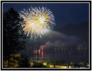 Juneau Fireworks Display (25k image)