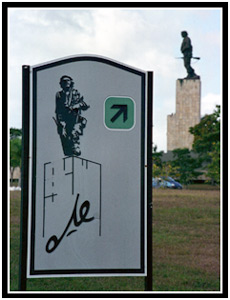 This Way to Che! (25k image)