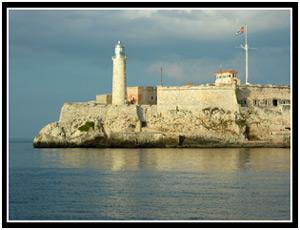 El Faro, Havana Harbor (25k image)