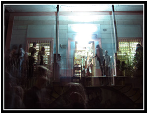 La Casa de Tradiciones, Santiago  (25k image)