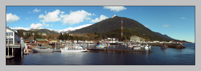 Thomas Basin, Ketchikan, Alaska