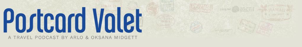 Postcard Valet